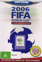 2006 Fifa World Cup Official (Interactive DVD) on DVD