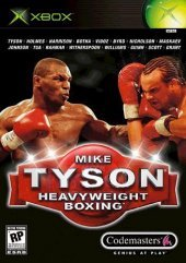 Mike Tyson Heavy Weight Boxing for Xbox