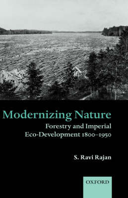 Modernizing Nature by S. Ravi Rajan image