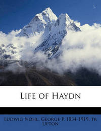Life of Haydn by Ludwig Nohl