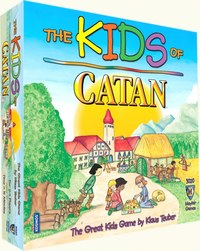 Kids of Catan