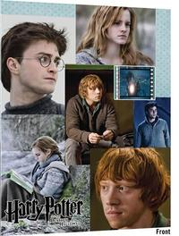 FilmCells: Premier Cell Presentation - Harry Potter (Harry Potter and the Deathly Hallows Part 1) image
