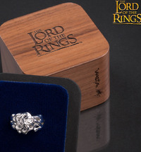 Lord of the Rings: Nenya Ring of Galadriel - Size O