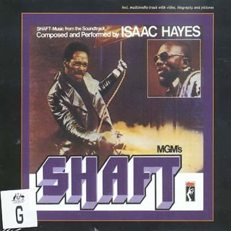 Shaft (Sdtk) by Isaac Hayes