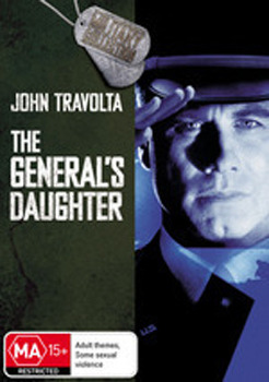 The General's Daughter (Repackaged) on DVD