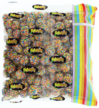 Rainbow Confectionery Licorice Delights Bulk Bag 1kg image