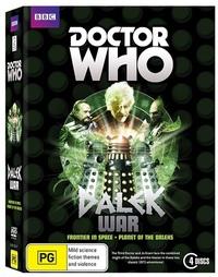 Doctor Who - Dalek War Box Set on DVD image
