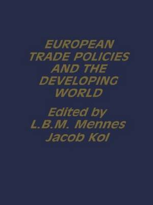 European Trade Policies and Developing Countries