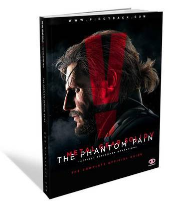 Metal Gear Solid V: The Phantom Pain: The Complete Official Guide - Paperback by Piggyback image