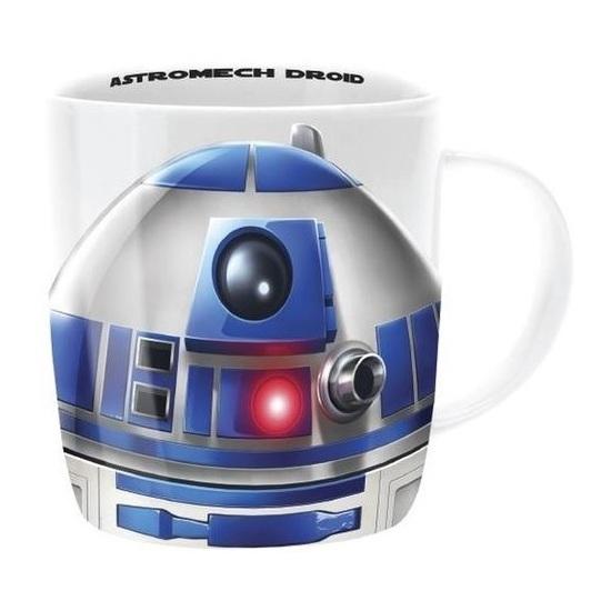 Star Wars - R2D2 Character Mug