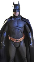 Batman Begins - Batman 1:4 Scale Figure