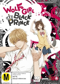 Wolf Girl And Black Prince - Series Collection (Subtitled Edition) DVD