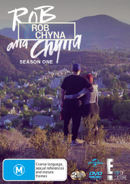 Rob and Chyna: The Complete Season 1 on DVD