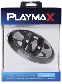 Playmax PS4 Dual Charging Station for PS4