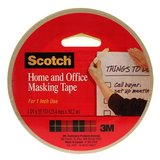 Scotch 3437 General Purpose Masking Tape 25mm x 50m