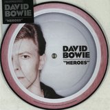 "Heroes (7""LP) by David Bowie"