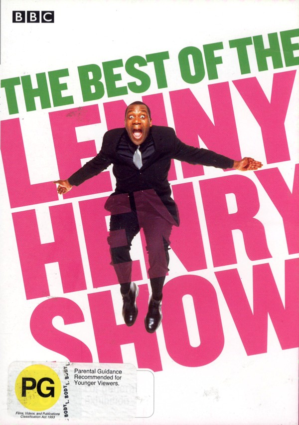 The Best of The Lenny Henry Show on DVD image