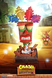 Crash Bandicoot: Aku Aku - 1:1 Replica Mask
