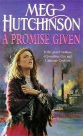 A Promise Given by Meg Hutchinson image