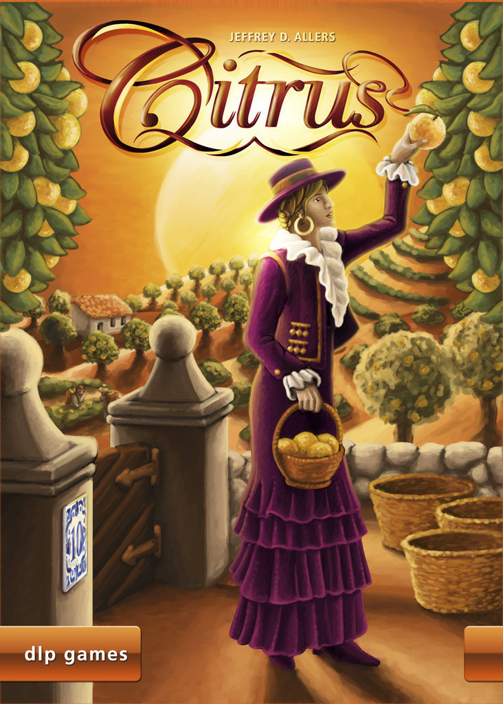 Citrus - Board Game image