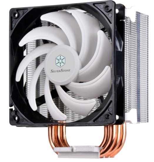SilverStone AR01-V2 Argon CPU Cooler