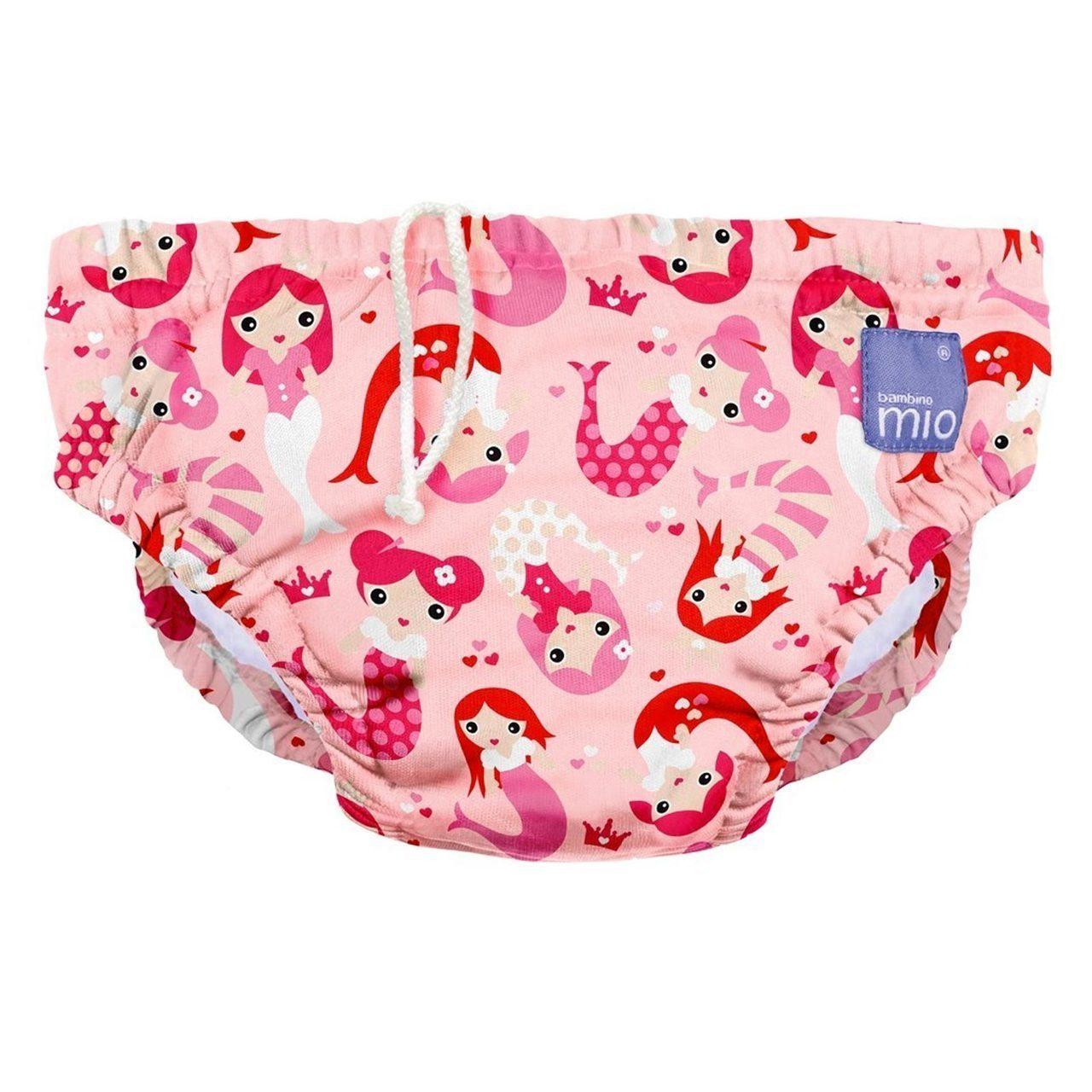 Bambino Mio: Swim Nappies - Mermaid (Large/9-12kg) image