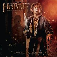 The Hobbit 2019 Square Wall Calendar