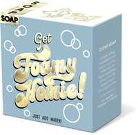 Molly & Rex Get Foamy Homie Soap