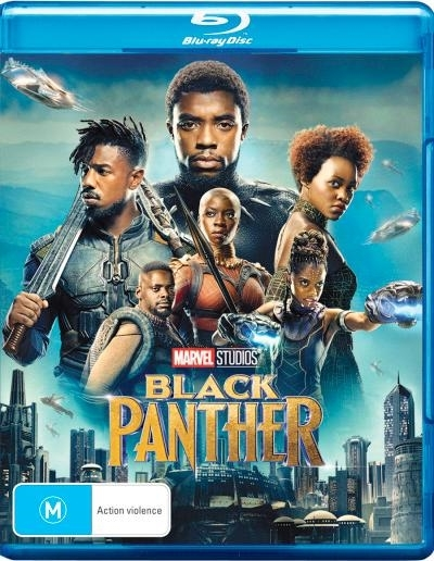 Black Panther (3D Blu-ray) on 3D Blu-ray