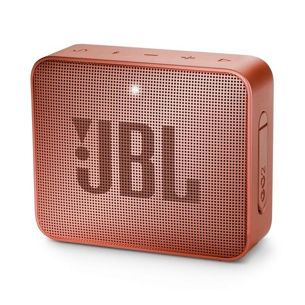 JBL Go 2 Speaker Bluetooth Speaker - Cinnamon
