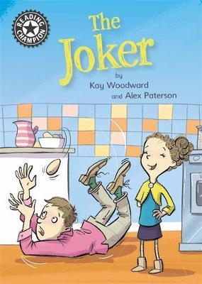 Reading Champion: The Joker by Kay Woodward