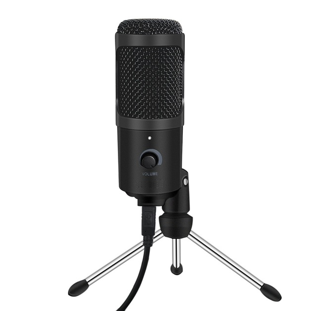 Playmax Streamcast USB Condenser Microphone for PC