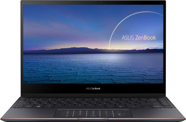 "13.3"" ASUS i7 16GB 1TB ZenBook Flip S 4K Touchscreen Laptop"