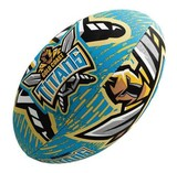 Steeden NRL Gold Coast Titans Supporter Ball - 28cm