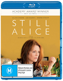 Still Alice on Blu-ray