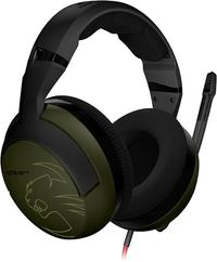ROCCAT Kave XTD Premium Stereo Gaming Headset (Camo Charge) for PC
