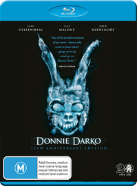 Donnie Darko: 15th Anniversary Edition on Blu-ray