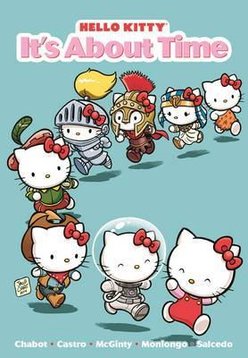 Hello Kitty: It's About Time by Jorge Monlongo