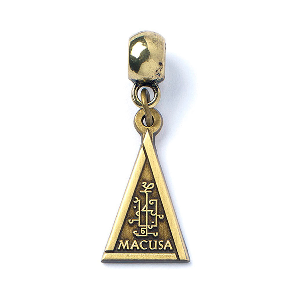 Fantastic Beasts Charm Macusa (antique brass plated) image