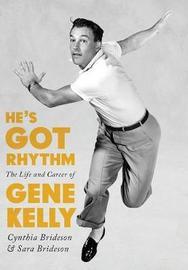 He's Got Rhythm by Cynthia Brideson image