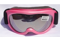 Mountain Wear Youth Goggles: Pink (G2011)