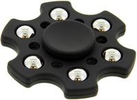 Hex Fidget Spinner - Black
