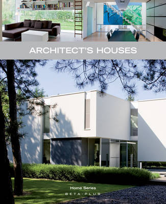 Architect's Houses by Wim Pauwels