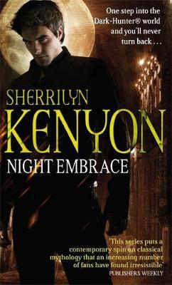 Night Embrace (Dark Hunter #3) by Sherrilyn Kenyon image