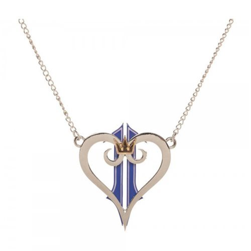 Kingdom Heart - Logo Necklace