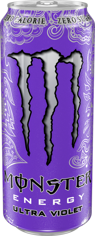 Monster Energy Ultra Violet 500ml (12 Pack)