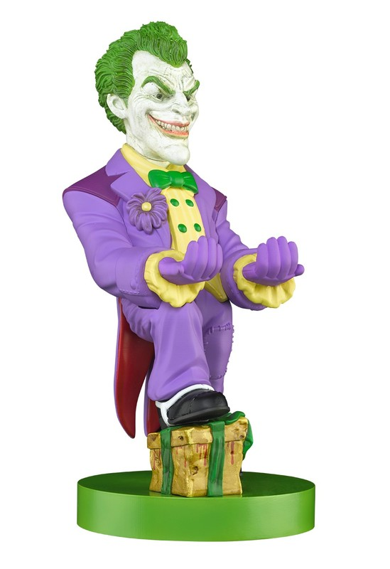 Cable Guy Controller Holder - Joker for PS4