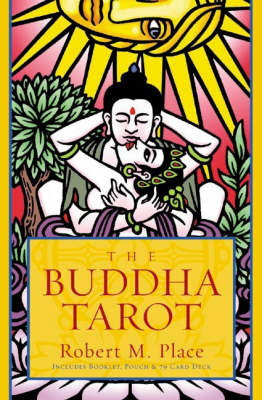 The Buddha Tarot by Robert Place image