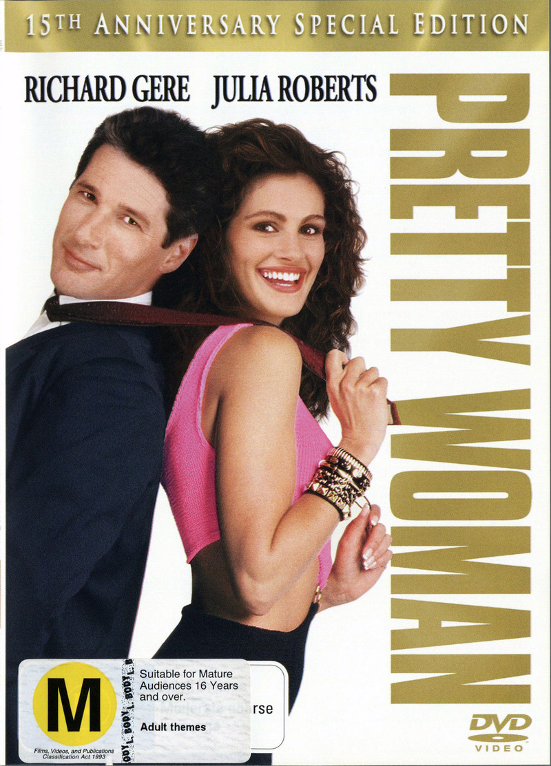 Pretty Woman: 15th Anniversary Special Edition on DVD image