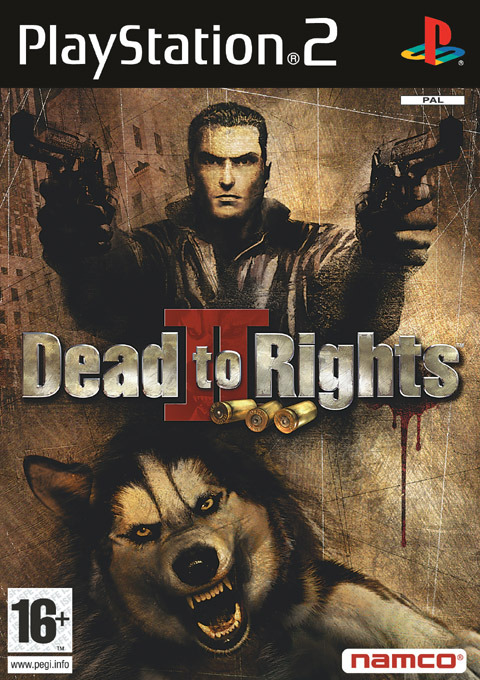 Dead to Rights II: Hell to Pay for PlayStation 2